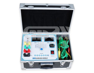 30A DC Grounding Lines Group Earth Resistance Insulation Tester /Measuring range: 0~200mΩ