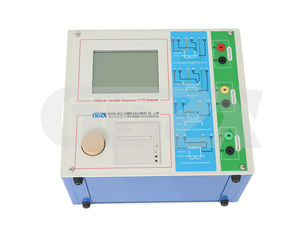 Current Transformer Voltage Transformer CT PT Ratio Phase Accuracy Winding Resistance Tester