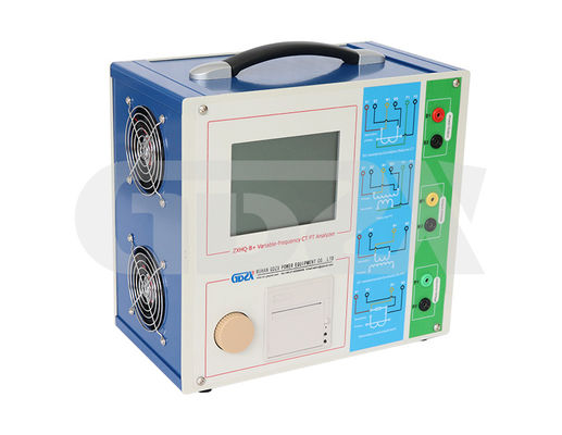 IEC60044-1 Multifunction Variable Frequency CT PT Analyzer